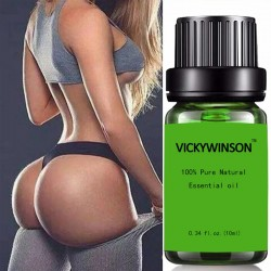 Buttox enhancement essential oil - lift-up effective massage oil