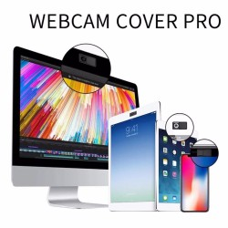 3PCS webcam cover - privacy protection case for laptop - PC -notebook - tablet - macbook