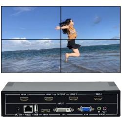 TV Wall Controller For HDMI - DVI - VGA - USB