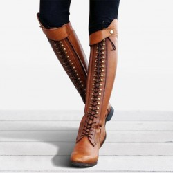 Horse Riding Boots - Leather - Women