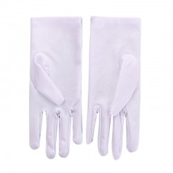 Spandex gloves - elastic - uv proof - short gloves - women
