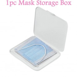 Face mask - mouth mask - storage box