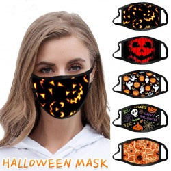 Halloween - windproof - dust proof - mask - 1pc