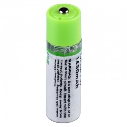 USB rechargeable AA battery - AA - 1.2V - 1450mAh - Quick Charging