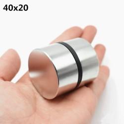 2pcs - Neodymium Magnet - N52 - N35