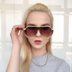 Steampunk Sunglasses - Oversized - Unisex - 4 Colours