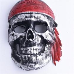 Venetian Skull Masks - Halloween - Gold - Silver