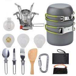 Outdoor - Picnic - Tableware - Camping Pot - Set