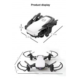 JDRC JD-16 JD16 - wifi - fpv - foldable - 2mp hd camera