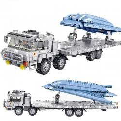 Military Vehicles - World War 2 - Truck Series - Building Blocks