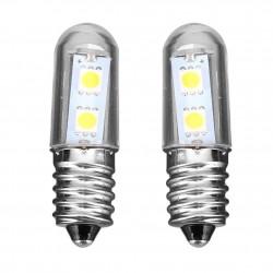 1.5W - E14 - 5050 SMD - LED bulb - for fridge