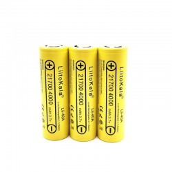 Lii-40A - Original - 4000mAh - Rechargeable