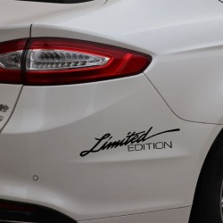 Limited edition - creative - car sticker