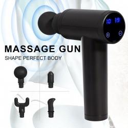 Rechargeable massage gun - body relaxation
