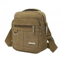 Shoulder / crossbody small bag - canvas