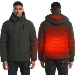 Electrical heated jacket