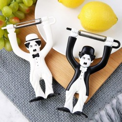 Charlie chaplin - fruit vegetable peeler