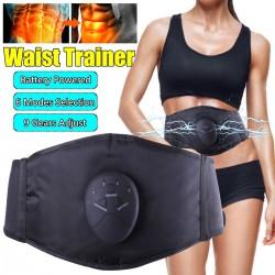 Body / muscle trainer - slimming massage belt