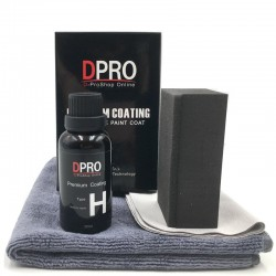 9H - nano ceramic car body coating - waterproof - anti-scratch - hydrophobic glass liquid