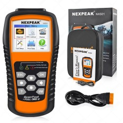Nexpeak NX501 - OBD2 car diagnostic scanner