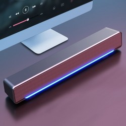 Soundbar - wireless - Bluetooth 5.0 - TV - laptop - pc
