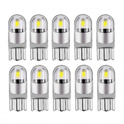 T10 LED Car Light - W5W - 10pcs