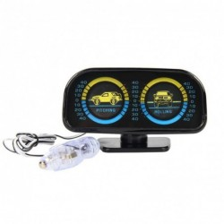 Multifunction car compass - slope measure / balance meter / body angle / inclinometer