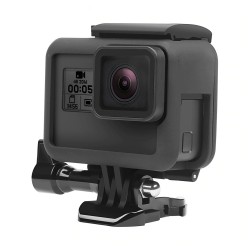 Protective frame case - camera border cover - for GoPro Hero 5 / 6 / 7
