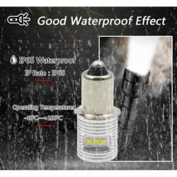 P13.5S / E10 - LED bulb - 6000K white - for flashlight