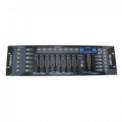 192 DMX controller - console operator - for moving head stage light
