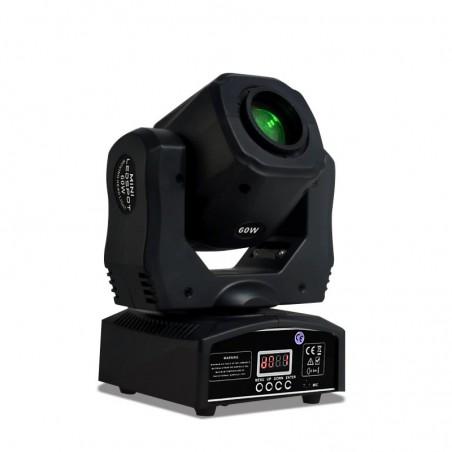 Mini stage light - spotlight - LED - 60W - for clubs / disco