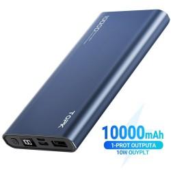 I2006P - Powerbank - Externes Akkuladegerät - Dual Ports - LED - 10000mAh / 20000mAh
