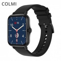 COLMI P8 Plus - 1,69 Zoll Smart Watch - GTS 2 - Full Touch - Fitnesstracker - Schlafüberwachung - Anrufe - Wasserdicht