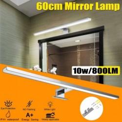 Mirror light - wall lamp - LED - waterproof - 10W - 800LM - 60cm