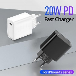 20W - PD - fast charger - USB C - for iPhone / iPad