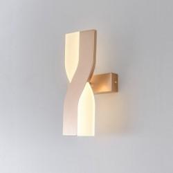 Moderne Wandleuchte im nordischen Stil - LED - verstellbar - drehbar
