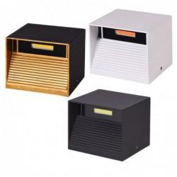 Innen- / Außen-LED-Lampe - verstellbar - IP65 wasserdicht - 12W