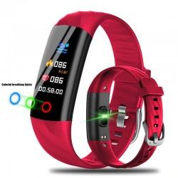 Smart Watch - Sportarmband - Bluetooth - Fitnesstracker / Blutdruck- / Pulsmesser - IP68 wasserdicht