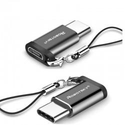 Micro-USB-Typ-C-Adapter - 3-in-1-Konverter - OTG-Anschluss