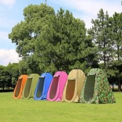 Tragbares Pop-Up-Zelt - Sichtschutz / Dusche / Toilette - Campingunterstand - UV-Schutz