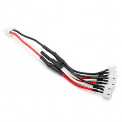 XK X251 JJRC H16 X6 SYMA X8C X8W X8G RC Quadcopter7.4V 2S 1 to 3 Charging Cable