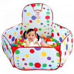 Children's ocean ball pool - play tent