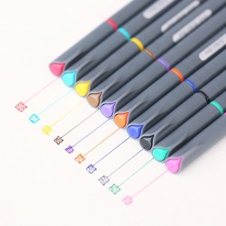 Fine Line Drawing Pens 10pcs
