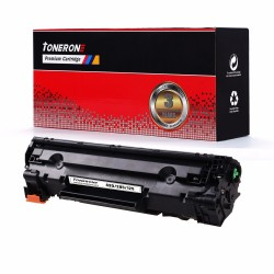 CE285A toner cartridge replacement for HP laserJet Pro printers