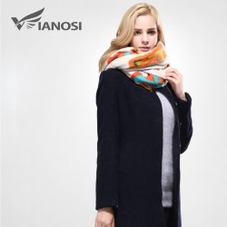 Cotton winter scarf - shawl - 135CM * 135CM