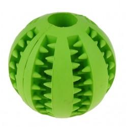 Elasticity rubber teeth cleaning balls 5cm - 7cm