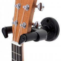 Wall mounted guitar hanger holder non-slip hook 50mm