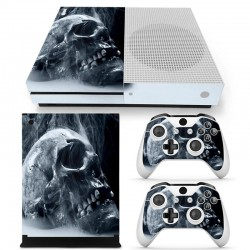 Xbox One Slim S Console & Controller protective vinyl skin sticker