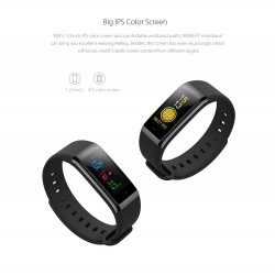 Original Xiaomi AMAZFIT smart band waterproof IPS smartwatch Android IOS Bluetooth