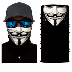 Motorcycle scarf - face mask - balaclava